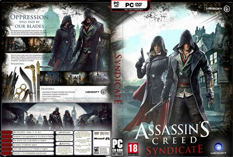 Assassin S Creed Syndicate Pc viewing size assassin s creed syndicate box cover