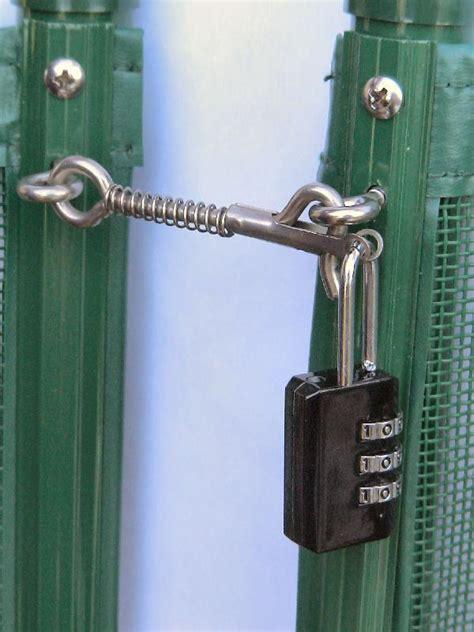 cadenas avec code secret