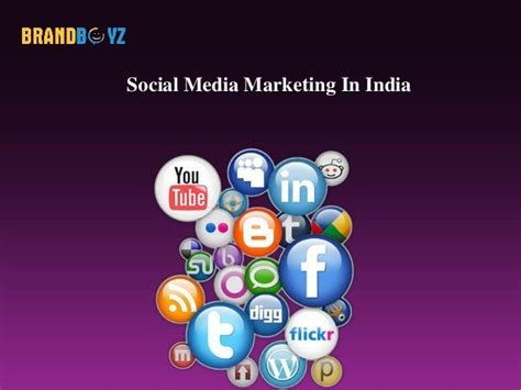 Mba In Social Media Marketing India by Social Media Marketing In India