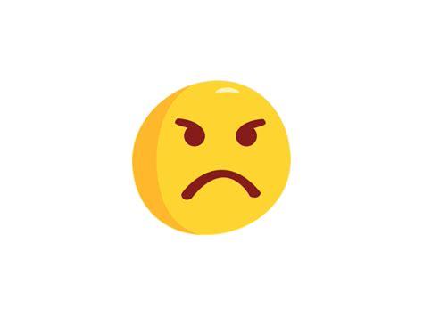 emoji gif angry emoji animation by nirav suthar dribbble