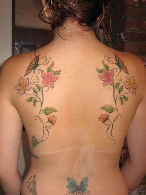 tattoo design for girl on shoulder 70 looking flower tattoos for back