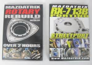 mazdatrix how to rebuild and port your mazda