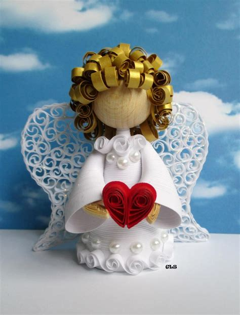 quilling tutorial in romana 70 best images about quilling angels on pinterest