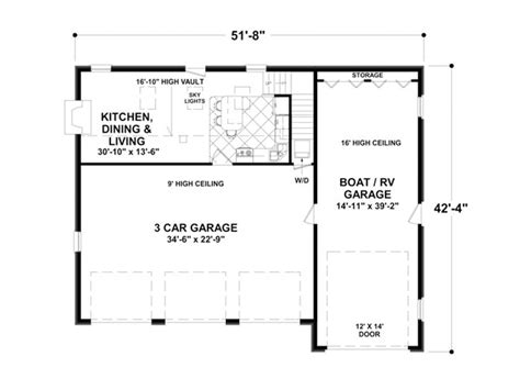 shop with apartment plans garage apartment plans garage apartment plan with rv bay