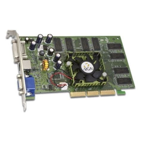 Vga Fx 5500 Evga Geforce Fx 5500 256mb Ddr Agp 8x Vga Dvi Tv