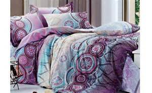 Grey Linen Duvet Cover Macey Purple Queen Quilt Cover Set By Ardor Online