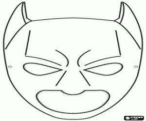 Coloriage Batman 224 Imprimer