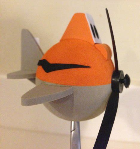 disney parks dusty crop duster plane from planes car antenna topper top new electronics