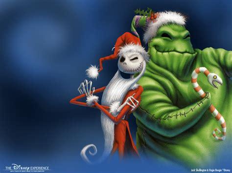 jack and oogie nightmare before christmas photo 2855058