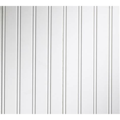lowes beadboard paneling shop evertrue 8 ft mdf wall panel at lowes