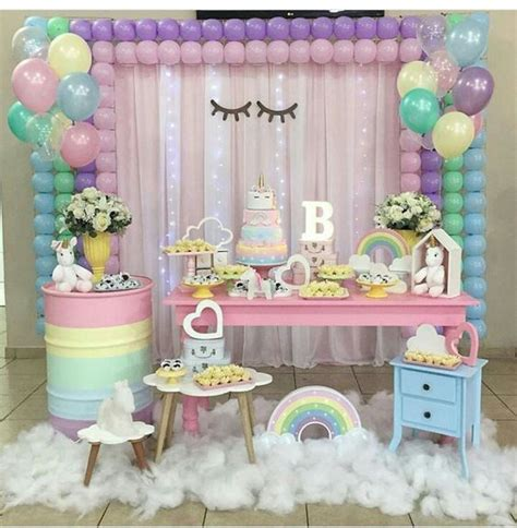 como decorar un pastel de unicornio en casa fiestas infantiles de moda para 233 ste 2019 con ideas incre 237 bles