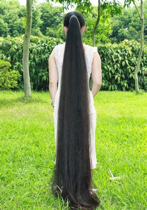 How To Grow Floor Length Hair by Haired Of Fame Hair Part Vii