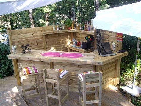 Bar Exterieur De Jardin by Deco Bar Exterieur Inds