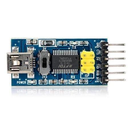 Ftdi Ft232rl Usb To Ttl 5v 3 3v ftdi genuine ft232rl 5v 3 3v programmer usb to ttl serial