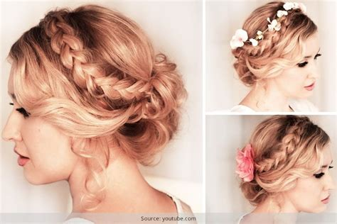 Easy Hairstyles For Hair by Easy Hairstyles For Hair Make These Updos Without