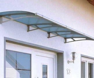 tettoia per balcone tettoie