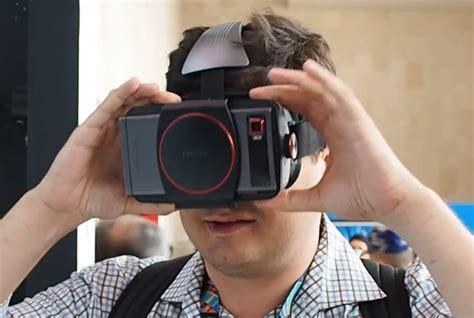 Lenovo Vr Glasses lenovo debuts new reality headset