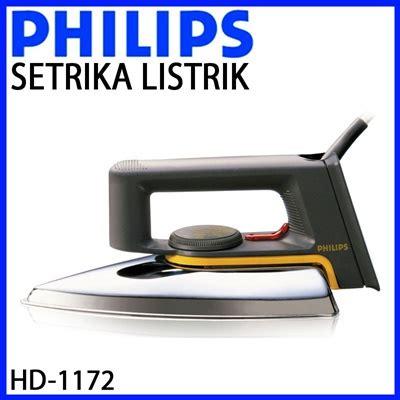 Setrika Listrik Philips qoo10 philips setrika listrik hd 1172 home electronics