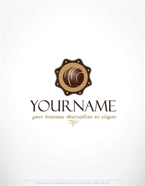 chocolate logo chocolate logo chocolate exclusive design chocolate cookie logo compatible free