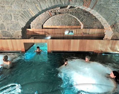 underground bathtub beer bath underground brewery converted to thermal spa