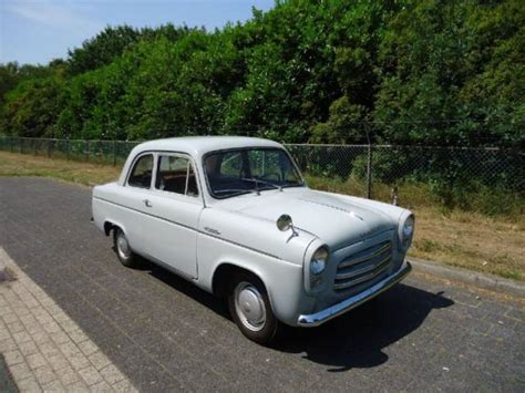 sale ford anglia  offered  aud