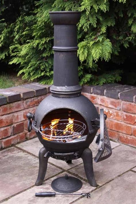 Large Garden Chiminea 1000 Images About Cast Iron Chimineas On Grey