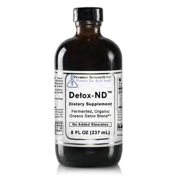Premier Research Labs Heavy Metal Detox by Detox Nd 8oz Liquid Premier Research Labs Carol Egan