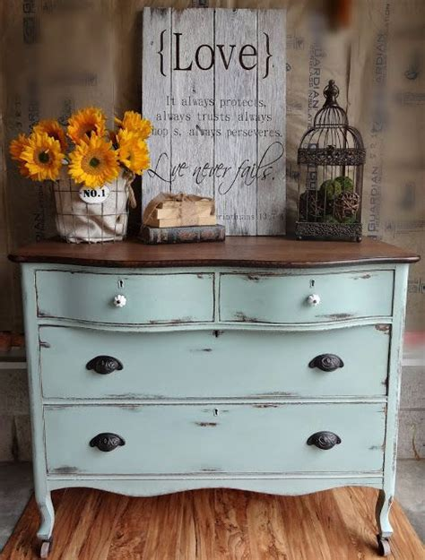 Ways To Decorate A Dresser by Sloan Chalk Paint Duck Egg Blue Versailles Picmia