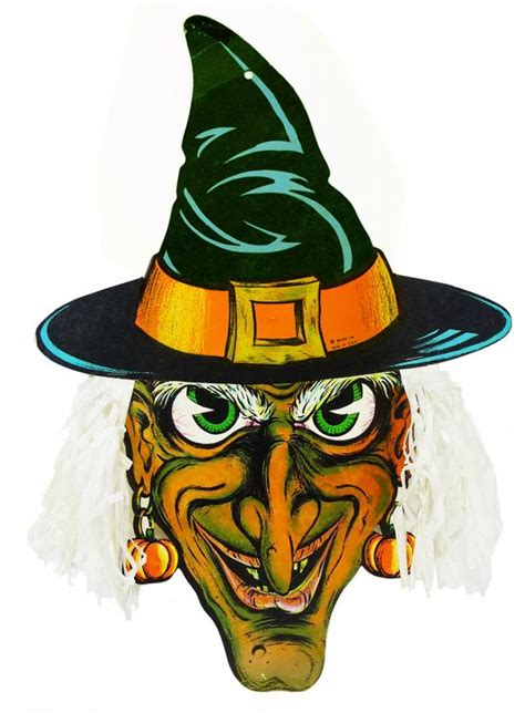 printable vintage halloween masks vintage halloween witch clip art clip art halloween 1