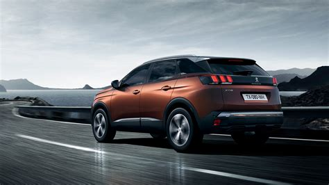 peugeot in peugeot 3008 car showroom suv 2017 european car of