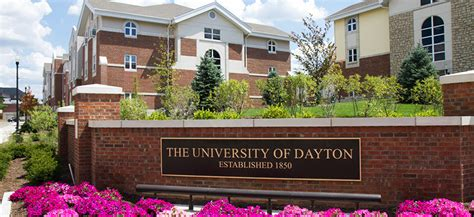 Ohio State Mba Tuition Fees by Of Dayton Overview Plexuss