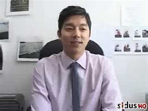 Cp Family Gong gong yoo s farewell message to his fans