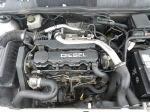 Opel Diesel Engines Opel Astra F Classic 1998 2000 1 7 1699cc 8v Td X 17