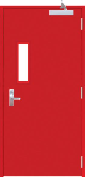 door vision panel styles steel doors ul pcj