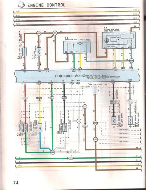 1uzfe wiring harness wiring diagram with description