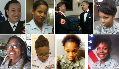 nartural hair styles army the us army the 1st institute to embrace natural