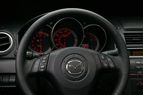 mazda  hatchback interior picture pic image