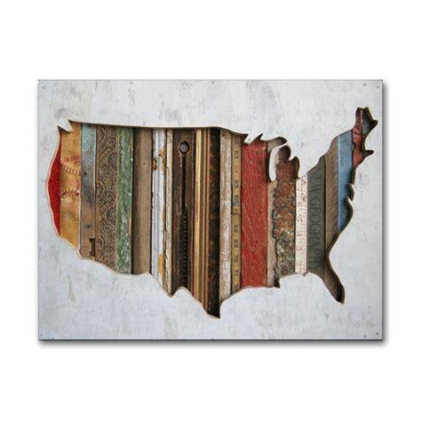 us map wood united states map original on wood american souvenir