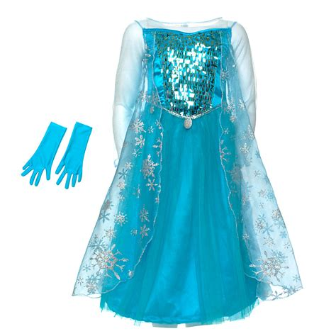 Mukena Frozen Elsa Size Xs frozen elsa costume for disney store