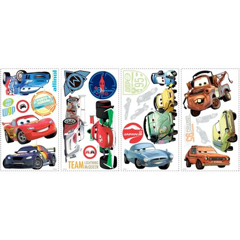 disney cars wall decals potty concepts
