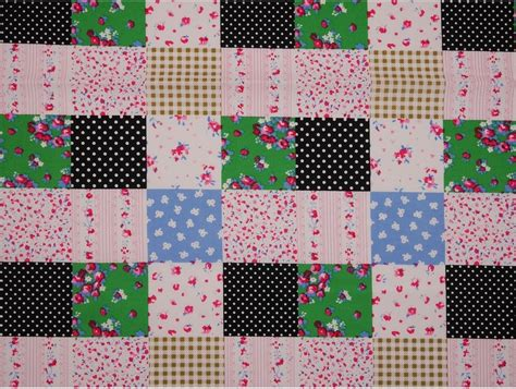 Patchwork Fabrics Uk - printed cotton poplin fabric patchwork