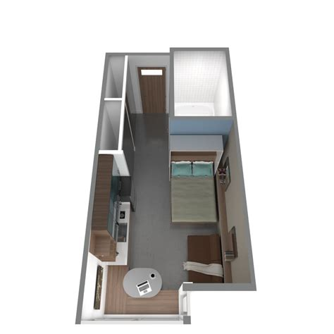 Studio Apartment Design Ideas 500 Square Feet The Second Smartest Space In San Francisco Lifeedited
