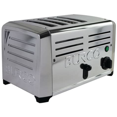 Burco Toaster Spares Burco 4 Slot Toaster Rcf412 Toasters Electrical By