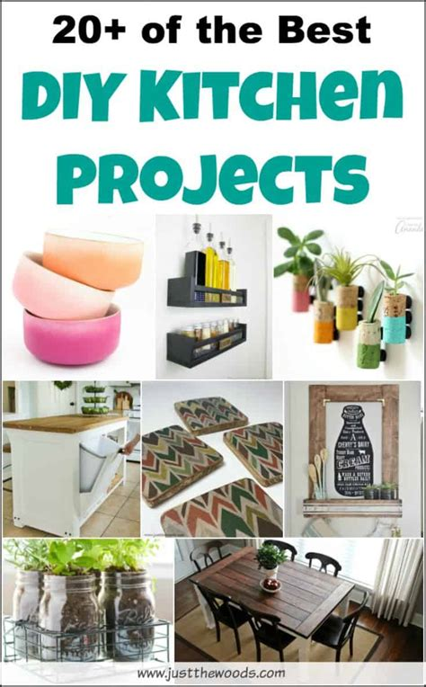 diy projects kitchen 20 of the best diy kitchen projects to spruce up your home