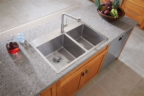 Drop In Sinks Kitchen How To Choose A Kitchen Sink Stainless Steel Undermount Drop In Kitchen Sinks