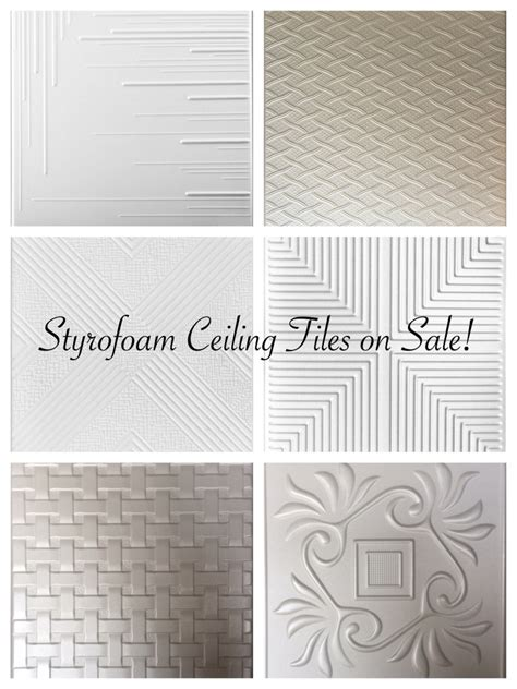 styrofoam ceiling tiles on sale decorative ceiling tiles