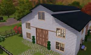 Ranch House Blueprints sims 3 stable andalusian equestrian centre youtube