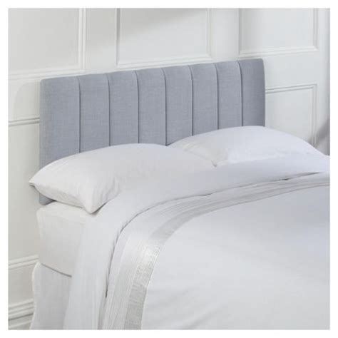 light grey upholstered headboard buy seetall haddon double upholstered headboard light