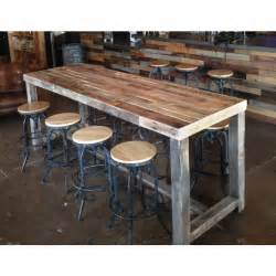 Kitchen Bar Furniture 25 Best Ideas About Bar Height Table On Pinterest Bar