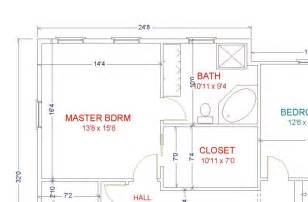 Master Bedroom And Bathroom Floor Plans by Design Services See Alternate Versions Of Your Floorplan